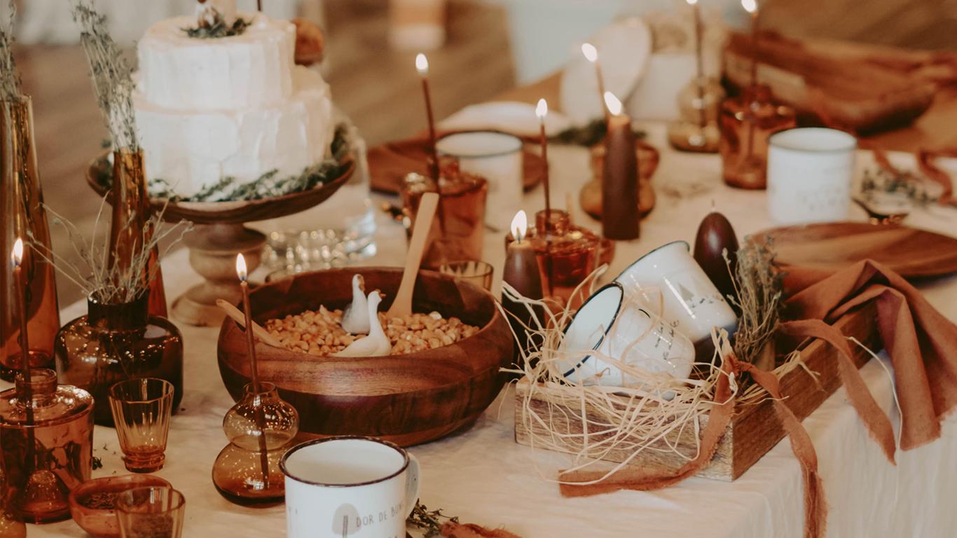 nunta boho, idei pentru evenimentul vostru